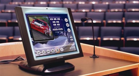 image of audio visual solutions on www.activevisuals.co.uk
